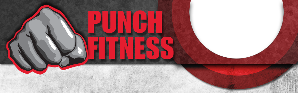 Punch Fitness Header
